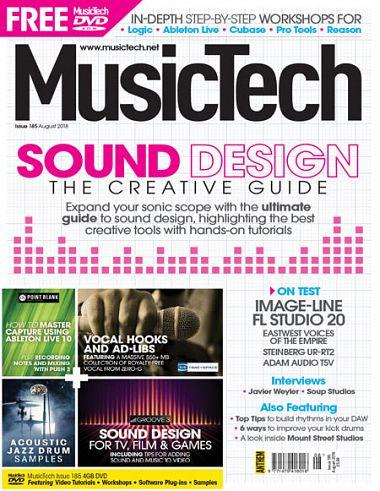MusicTech – August 2018