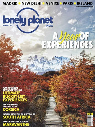 Lonely Planet India – January 2019