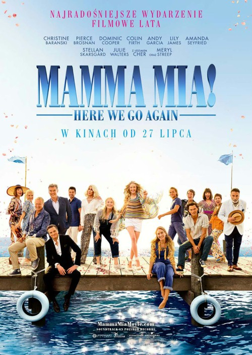 Mamma Mia! Here We Go Again (2018)  PL.480p.BRRip.Xvid.AC3-MORS / Lektor PL