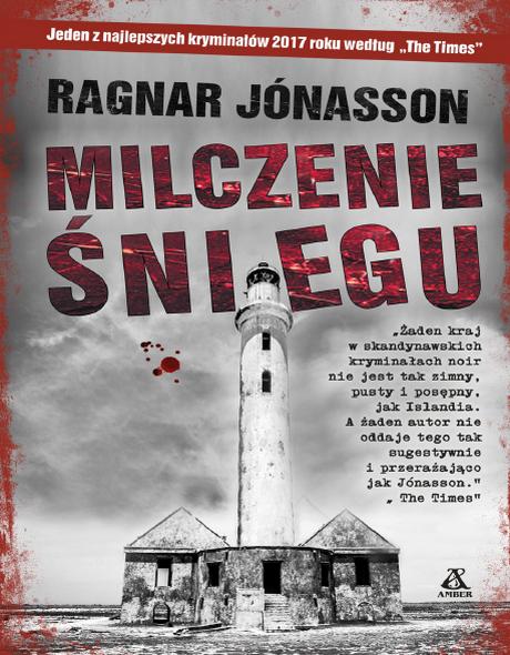 Mroczna Wyspa Lodu Tomy 1-5 - Ragnar Jónasson