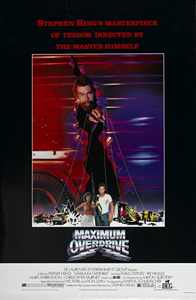 maximum overdrive 1986 1080p bluray H265-d3g