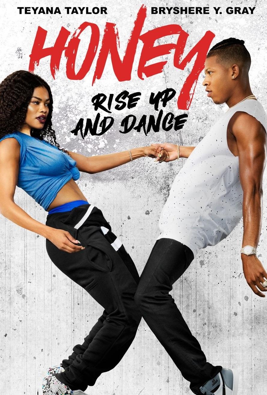 Honey Rise Up and Dance 2018 720p WEB-DL DD5 1 H 264 CRO-DIAMOND