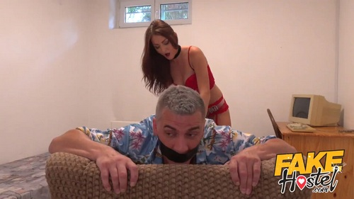 FakeHostel - Katy Rose, Lady Bug Sneaky Mistress (MP4/FullHD)
