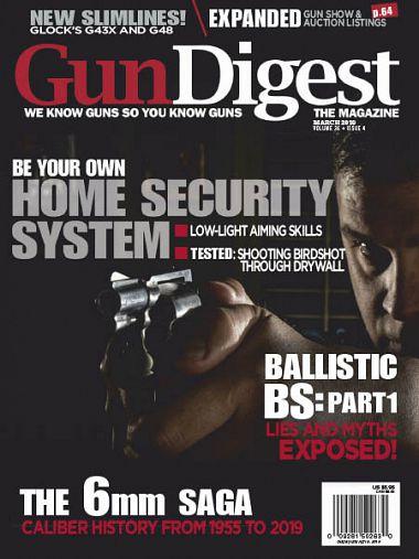 Gun Digest – March 2019