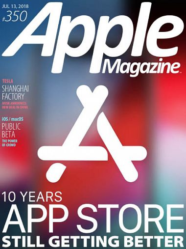 AppleMagazine – July 13, 2018