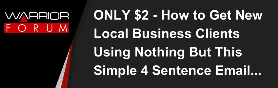 New Local Business Clients BONUS: 60 Minute Training Webclass by Will-Riley