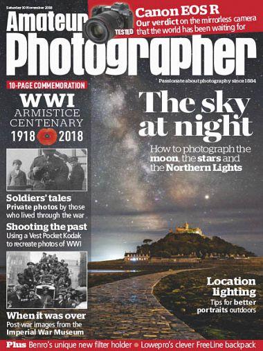 Amateur Photographer – 10 November 2018