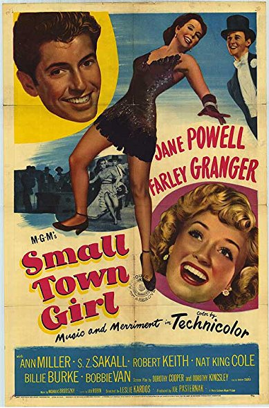 Small Town Girl 1953 DVDRip XViD