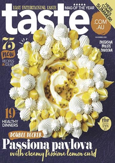 Taste.com.au – November 2018