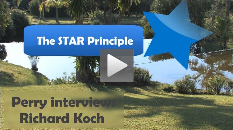 Perry Marshall and Richard Koch - Star Principal Seminar [REDUCED]