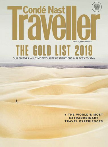 Conde Nast Traveller UK – January 2019