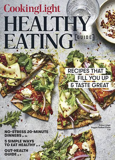 Cooking Light Bookazines – Healthy Eating 2019
