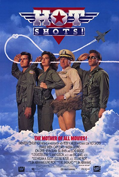 Hot Shots 1991 BluRay 10Bit 1080p DD5 1 H265-d3g