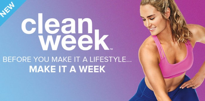 The Beachbody - Clean Week: Start a Healthy Lifestyle in 7 Days