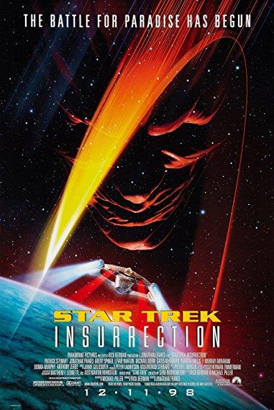 Star Trek Insurrection 1998 BRRip XviD MP3-RARBG