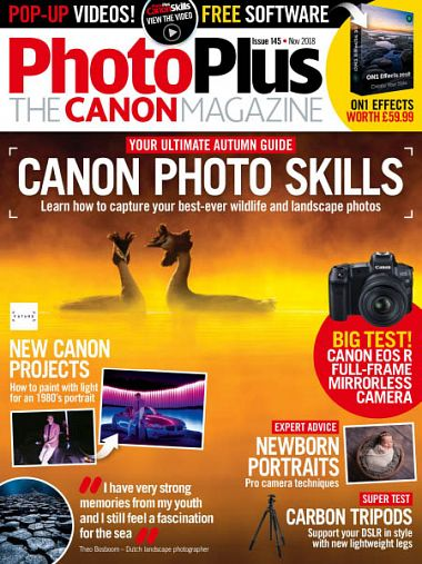 PhotoPlus: The Canon Magazine – November 2018