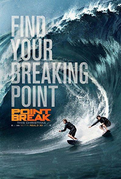 Point Break 2015 BRRip XviD MP3-XVID