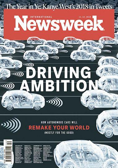 Newsweek International – 14 December 2018
