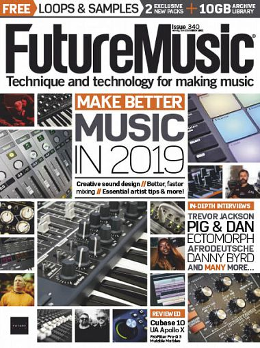 Future Music – Issue 340 2019