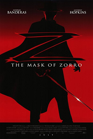 The Mask of Zorro 1998 BluRay 1080p DD5 1 H265-d3g