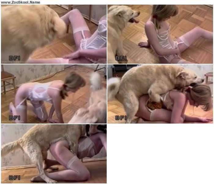 2613801121399754 - Dog And Teeny / DogSex