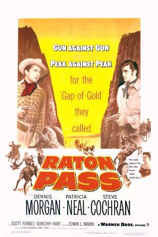 Raton Pass 1951 DVDRip XViD