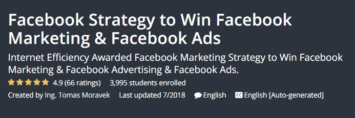 Facebook Strategy to Win Facebook Marketing & Facebook Ads