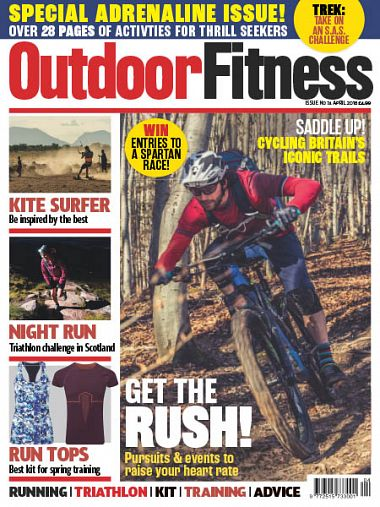 Outdoor Fitness – April 2018