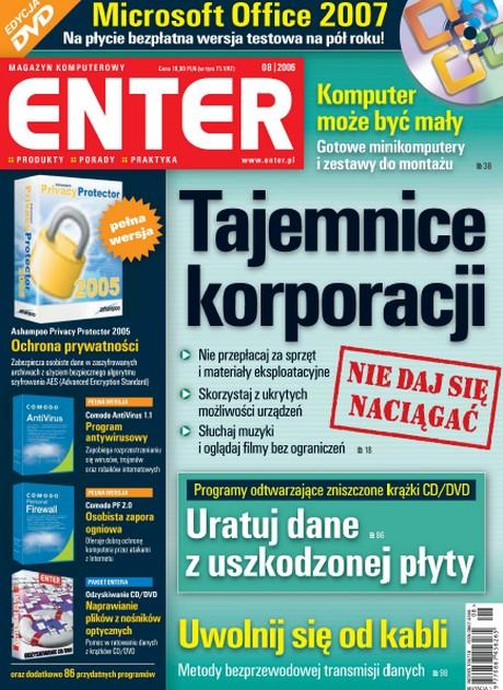 Enter Polska 8/2006