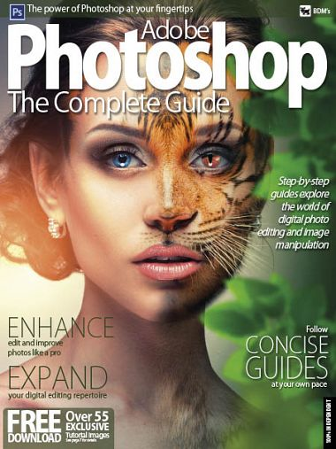 Adobe Photoshop The Complete Guide Vol 21