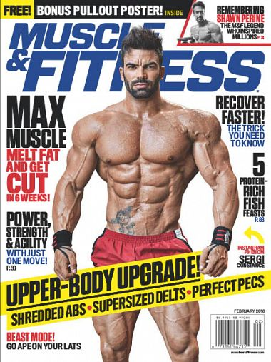 Muscle & Fitness USA – March 2018