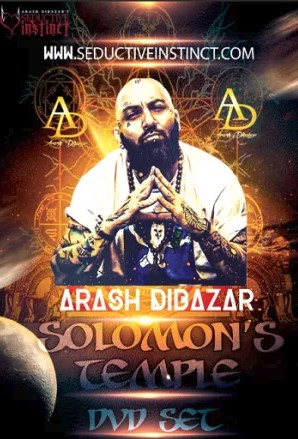 Arash Dibazar - Solomon's Temple