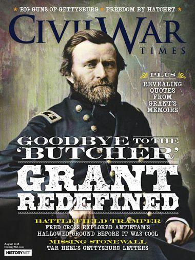 Civil War Times – August 2018