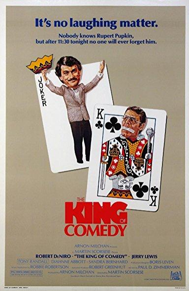 The King of Comedy 1982 1080p BluRay H264 AAC-RARBG