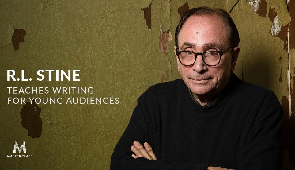 MasterClass - R.L. Stine Teaches Writing for Young Audiences