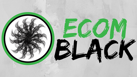 Ecom Black by Jacob Alexander(2018)