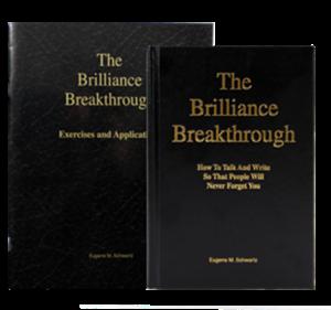 Eugene M. Schwartz - The Brilliance Breakthrough