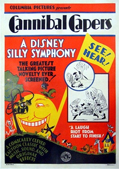 Cannibal Capers 1930 DVDRip x264