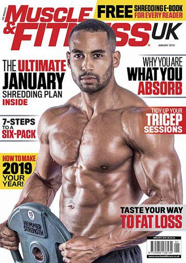 Muscle & Fitness UK – January 2019