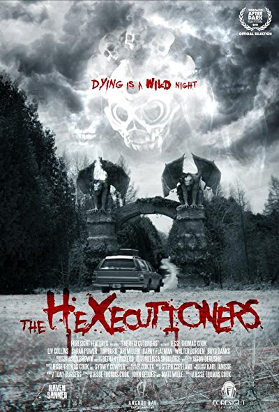 The Hexecutioners 2015 Dvdrip X264-Spooks