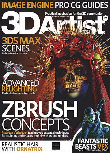 3D Artist – Issue 128 2019