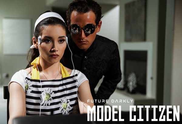 PureTaboo - Aria Lee - Future Darkly: Model Citizen (2019)