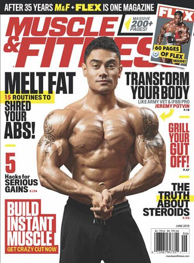 Muscle & Fitness USA – June 2018