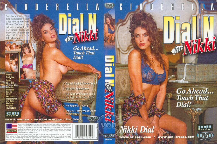 Dial  N  for Nikki / Dial  N  for Nikki (Scotty Fox, Cinderella Entertainment) [1993 г., Feature, DVDRip]