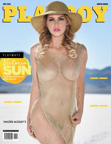 Playboy South Africa – July 2018