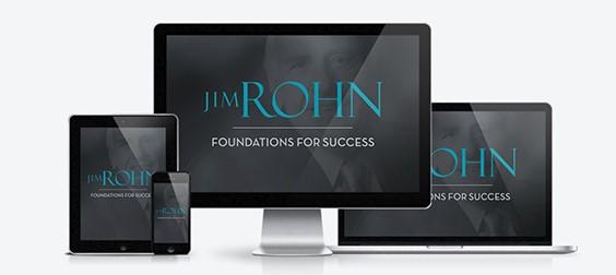Foundations For Success - Jim Rohn