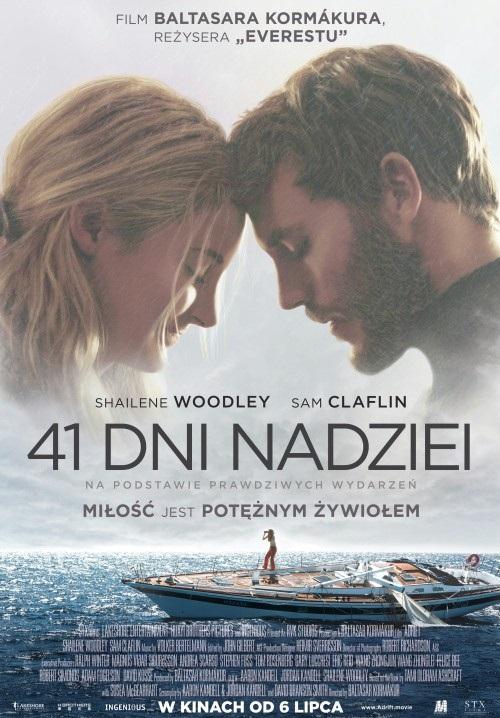 41 dni nadziei / Adrift (2018)  PL.SUBBED.BRRip.Xvid-MORS / Napisy PL wtopione