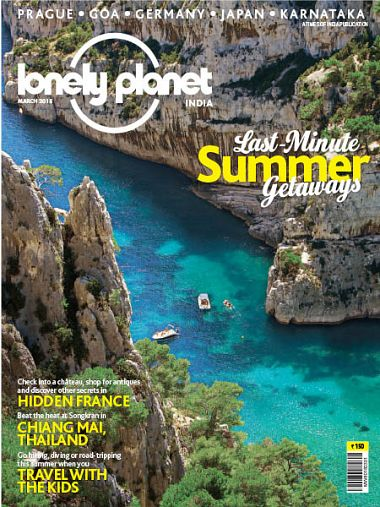 Lonely Planet India – March 2018
