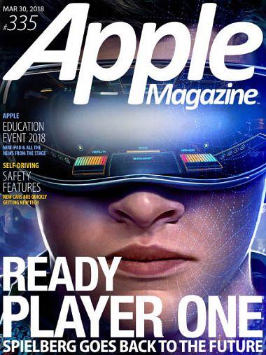 AppleMagazine – March 30, 2018