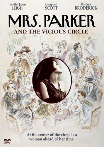 Mrs Parker and the Vicious Circle 1994 BRRip XviD MP3-RARBG